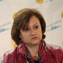 Forum 2010: Interview with Cristina Gallach