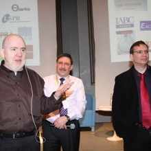Debate - Paul Holmes & Marshal Sponder