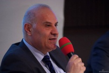 Dr. Hassan Falha, General Manager of the Ministry of Information in Lebanon