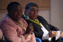 Faith Muthambi, Minister of Communications of South Africa