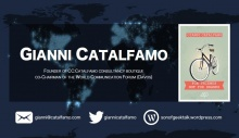 Gianni Catalfamo, Founder of cc:catalfamo, a popular blogger in Italy and globally