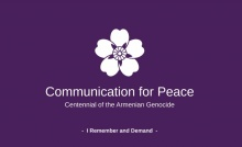 Armen Tavadyan, Assistant to the Chief Event Coordinator of the Centennial of the Armenian Genocide