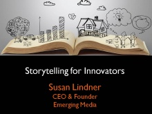 Susan Lindner, CEO and Founder of Emerging Media (USA)