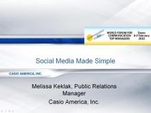 Melissa Keklak