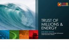 Nurul Ashiqin Shamsuri, CEO of Lubri Oil Corporation (M) SB, Malaysia
