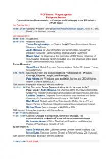Prague Agenda 2013