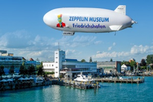 WCFDavos | Zeppelin View 2016